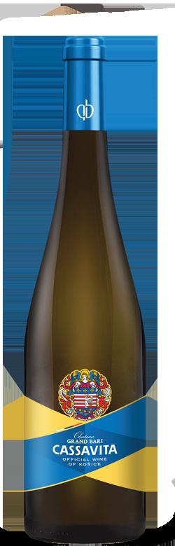 CASSAVITA - Official wine of Košice