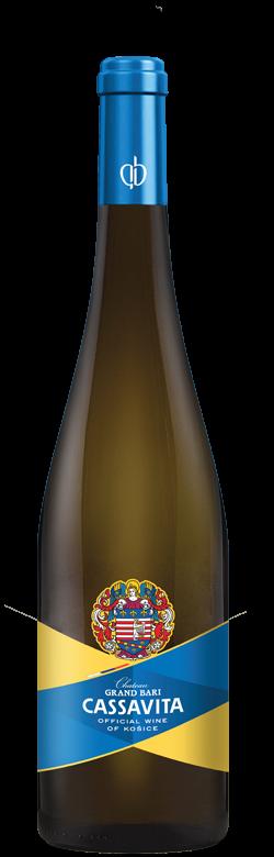CASSAVITA - Official wine of Košice - VYPREDANÉ